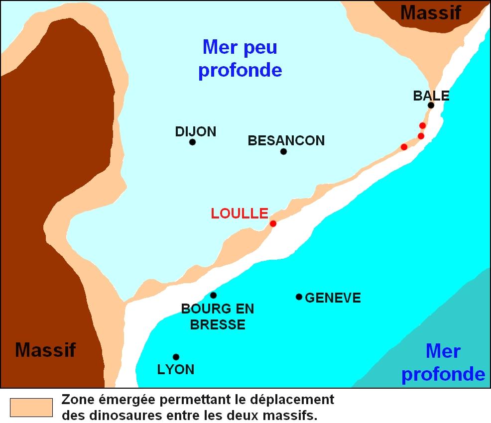 Paléogeographie