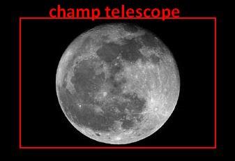 astro champ télescope