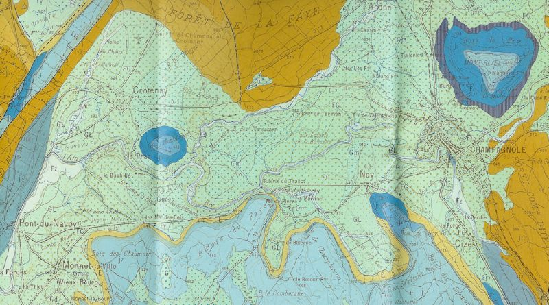 carte geol