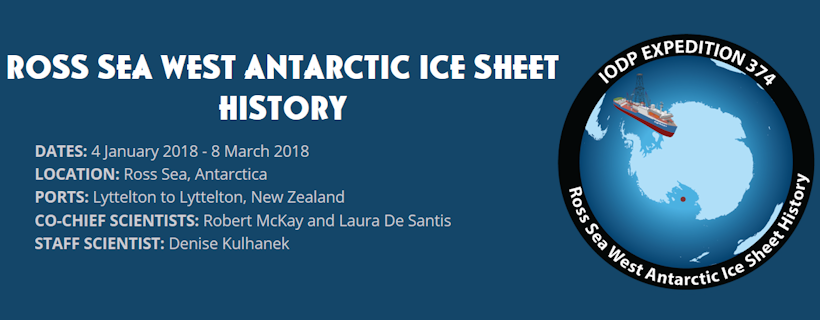 Ross Sea West Antarctic Ice Sheet History