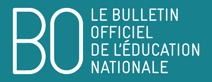 Modification des programmes de cycle 2, de cycle 3 et de cycle 4 – BO n°31 du 30/07/2020