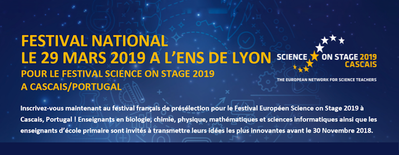 Science On stage France