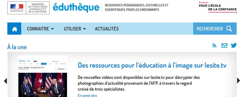 Campagne d'activation et réactivation des comptes EDUTHEQUE