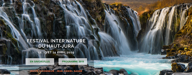 Festival Inter'Nature Haut-Jura
