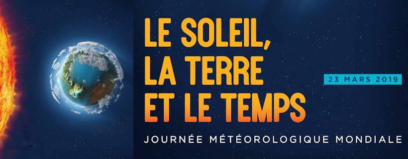 Journée météorologique mondiale 2019
