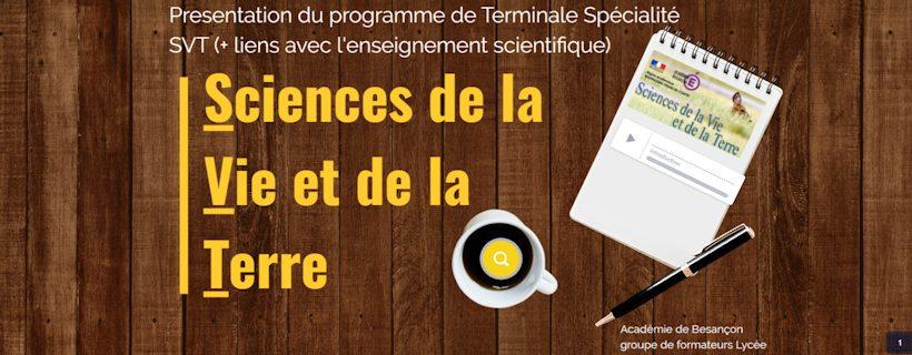 Ressources académiques nouveaux programmes de terminale