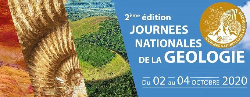 Journées nationales de la géologie : 2ème édition
