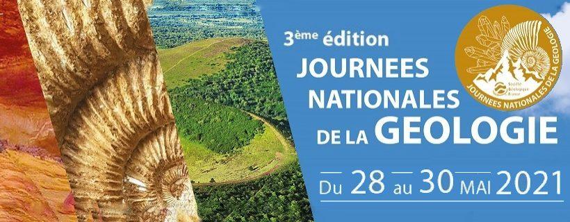 Journées nationales de la géologie : 3ème édition